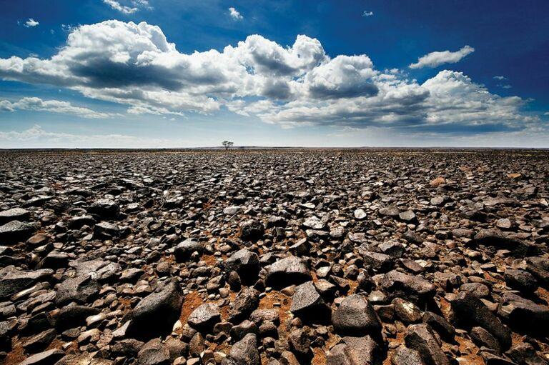 Lava Desert