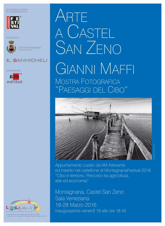 GIANNI MAFFI - FOOD LANDSCAPES