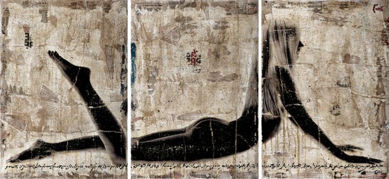 SOLO SHOW - PAOLO HYENA LASAGNI'S EXHIBITION