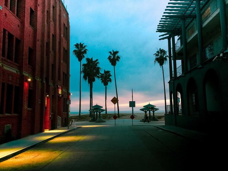 California in Technicolor