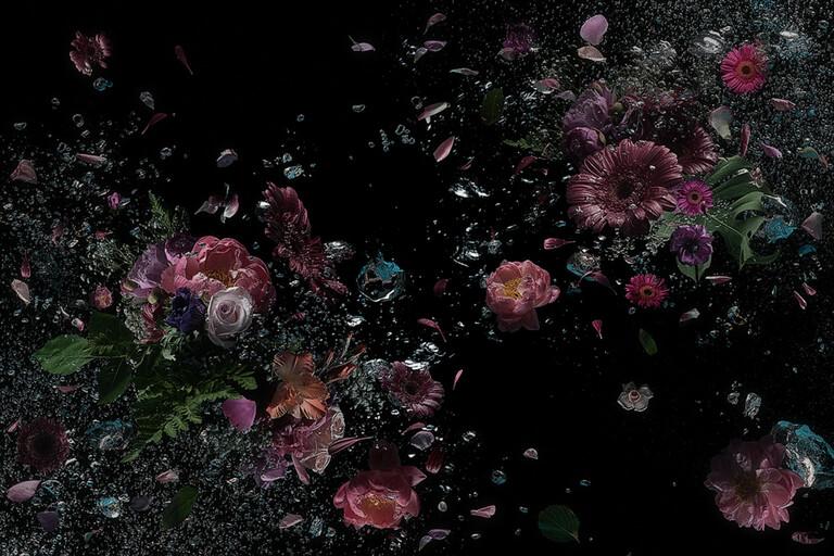 Flowers in the dark #11