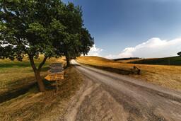 Campagne senesi, Toscana